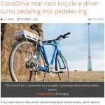 ConoDrive auf Gizmag