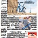 Artikel in der Schwäbischen Zeitung